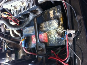 Stock Jeep Battery